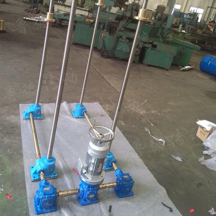 丝杆升降机-丝杆式升降平台-鲁德传动